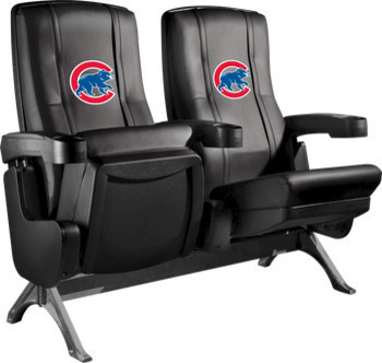 Chicago Cubs Mlb Row One Vip Theater Seat Double