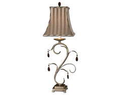 www.essentialsinside.com: damosel lamp eclectic table lamps