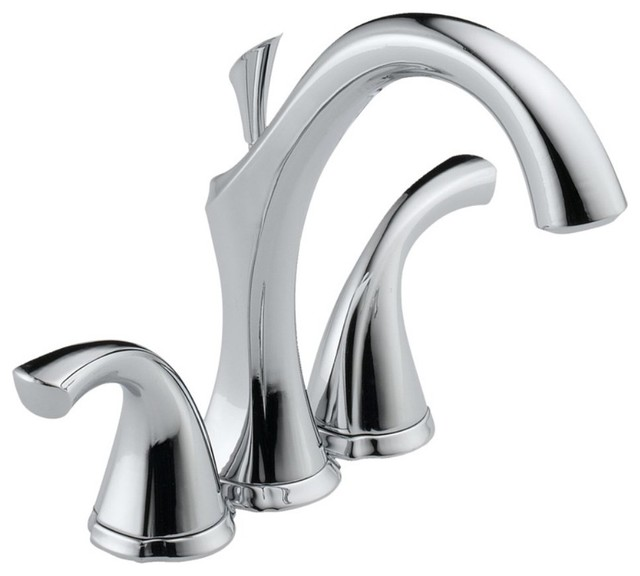 Delta Addison 4592 Minispread Bathroom Sink Faucet