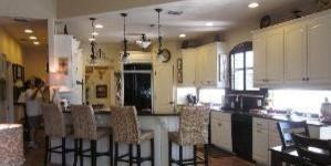 Another Custom Home In Pleasanton, Texas mediterranean