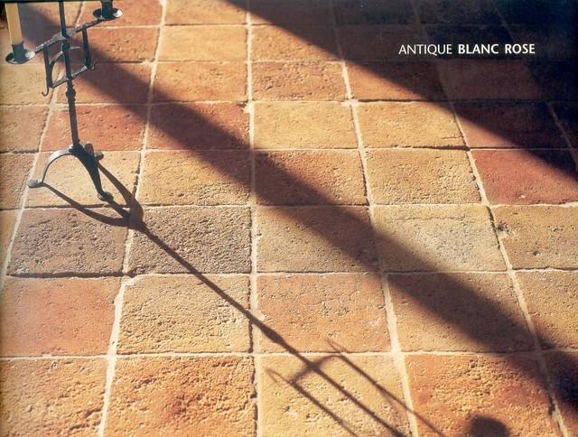 reclaimed terracotta tiles mediterranean - photo #42