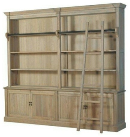 Cabinets and Bookcases - Traditional - Bookcases - dublin - by Eden ...