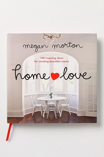 Home Love: 100 Inspiring Ideas For Creating Beautiful Rooms modern books