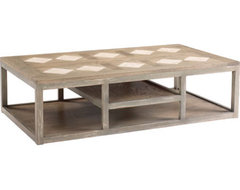 Sedona Rectangular Coffee Table  coffee tables