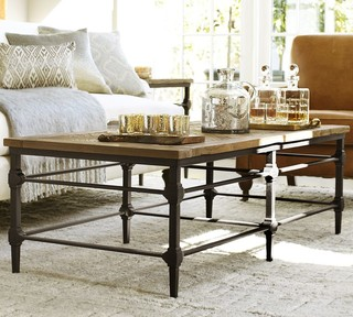 Parquet Coffee Table Traditional Coffee Tables Other