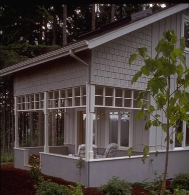 Storm's Court Bungalow traditional-porch