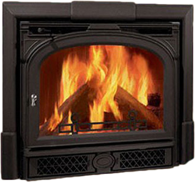 Vermont Castings Montpeb Wood Insert Fireplace Modern