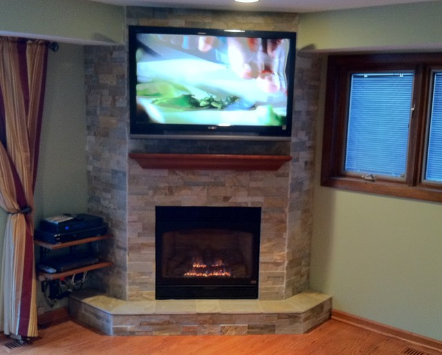 Direct Vent Gas Fireplace Projects Modern Indoor