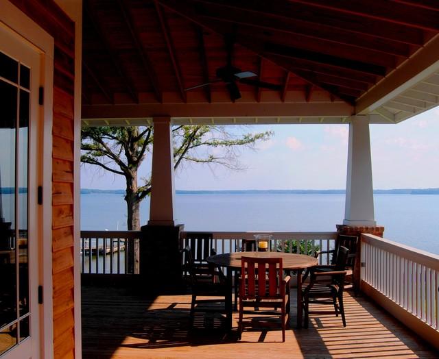 Lake Murray Addition, SC porch