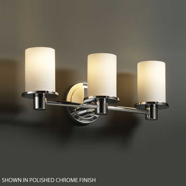 Rondo Bath Bar By Justice Design Transitional Bathroom Lighting And Vanity Lighting By