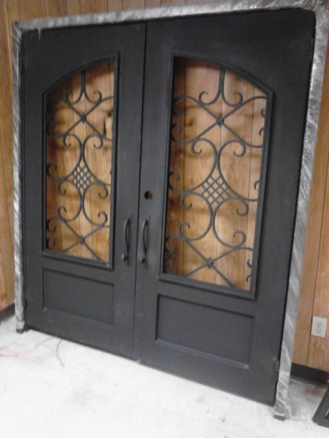 Iron Doors entry