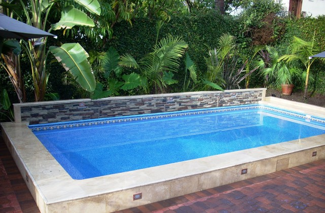 Islander Pool Modern Other Metro By Secard Pools