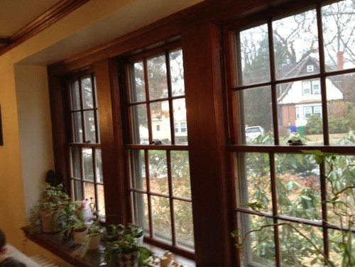 Living room window treatments - Houzz window treatments living room ...
