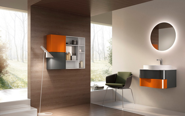 ONDA collection modern-bathroom-vanities-and-sink-consoles