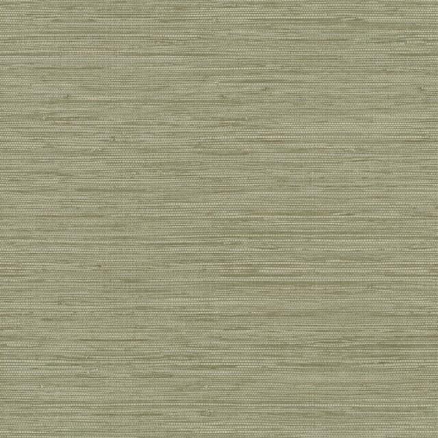 Green Grasscloth Wallpaper: Green Faux Grasscloth Wallpaper