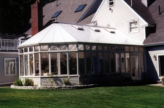 Conservatories & Sunrooms greenhouses