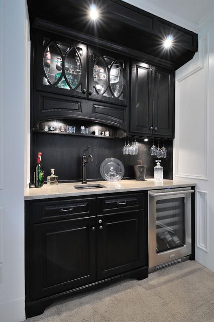 Wet Bar Kitchen Countertops Atlanta By CR Home