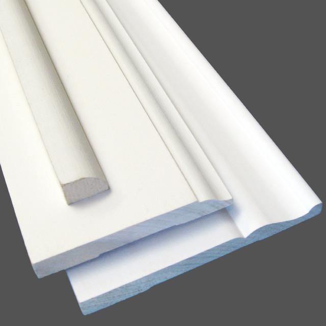 White Primed Base Shoe - Molding And Trim - minneapolis - by MoldingsOnline.com