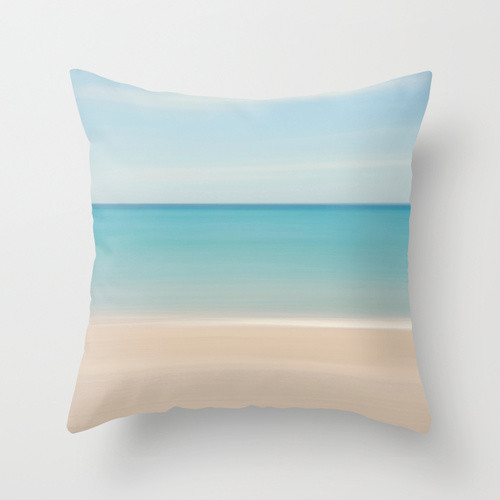 Beach Style Pillows : Decorative Throw Pillows - Beach Style - Decorative Pillows - new york - by Katherine Gendreau ...