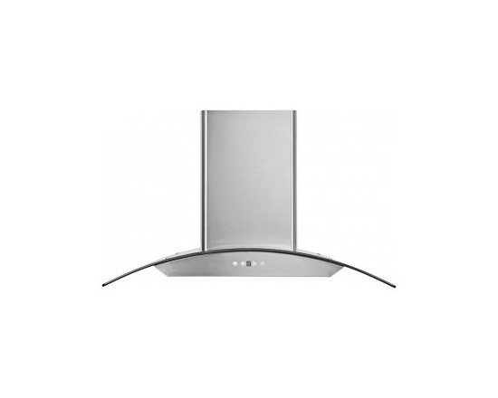 """Cavaliere - Cavaliere AP238-PSD Wall Mount Range Hood - 42"""" - Cavaliere Stainless Steel 230W Wall Mounted Range Hoods with 6 Speeds, Timer Function, LCD Keypad, Stainless Steel Baffle Filters, and Halogen Lights."""
