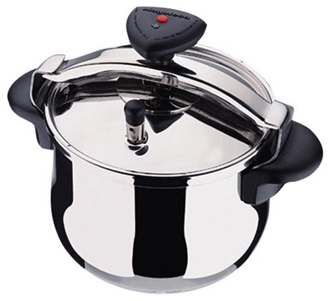 Star R Stainless Steel Fast Pressure Cooker modern-gas-ranges-and-electric-ranges