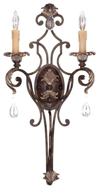 Savoy House 9-7189-2-241 Chinquapin 2 Light Sconce contemporary-wall-sconces