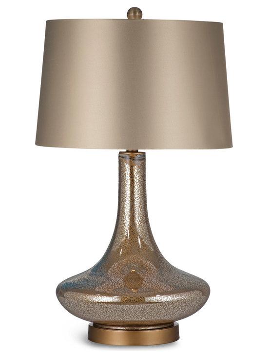 Bassett Mirror - Bassett Mirror Saratoga Table Lamp - Saratoga Table Lamp