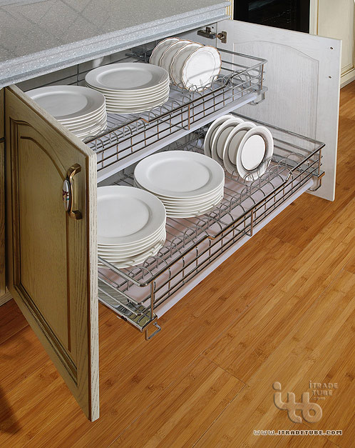 Dish Racks - Modern - Dish Drainers - other metro - by ITB Kitchen & Wardrobe Manufacturer