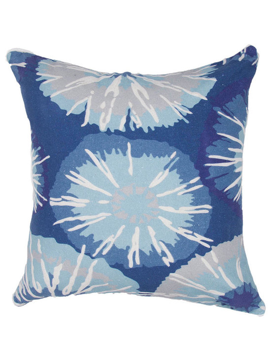 Jaipur Nerine Blue Moon Pillow