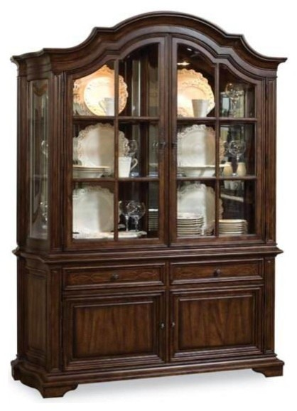 ... China Cabinet - 72242-2612/72243-2612 rustic-china-cabinets-and
