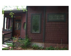 Will Forest Green Trim And Windows Work With Barn Red Siding