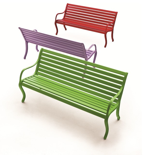 In/Out Cast Aluminium Furniture