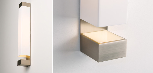 Surface Wall Sconce - bathroom lighting and vanity lighting