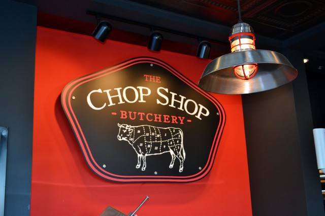 The Chop Shop Butchery in Asheville, NC contemporary-kitchen