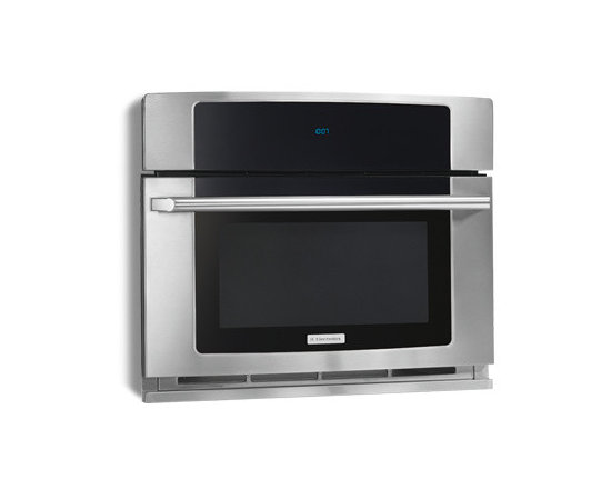 "27"" Built-In Convection Microwave Oven with Drop-Down Door by Electrolux - Wave-Touch® Controls"