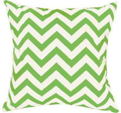 Flatiron Grass Outdoor Throw Pillow contemporary-outdoor-cushions-and-pillows