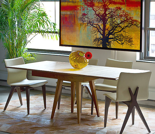 300-Flip New Flip-top Table contemporary-dining-tables