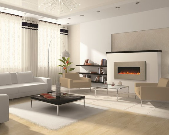 Amantii BLT-IN-5124 Moderno Venetian Gray - Jeanne Grier/Stylish Fireplaces & Interiors
