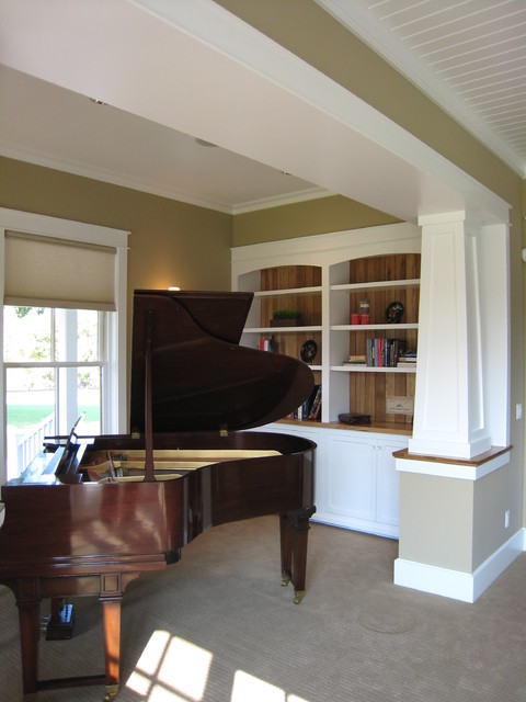 Music Room traditional