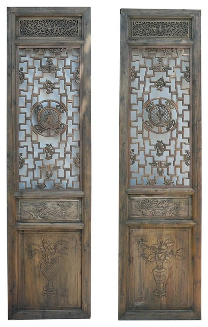 Wooden Gate Wall Decor : Wood carving door design joy studio gallery