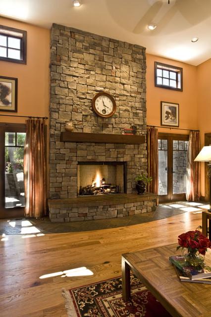 Country Club, Salt Lake City, Utah traditional-family-room