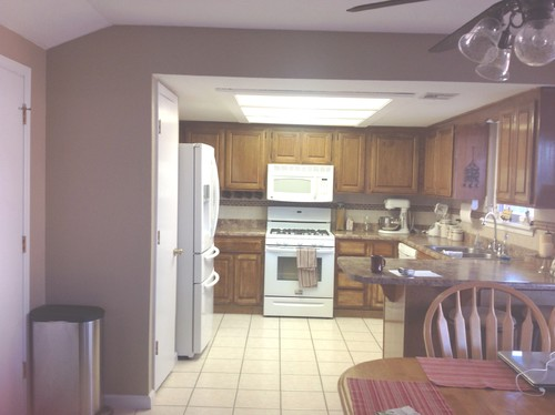 Updating kitchen need ceiling and lighting ideas to get for 80s kitchen ideas