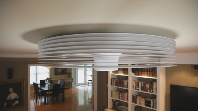 exhale fans first truly bladeless ceiling fan modern exhale bladeless ceiling fan with vortex airflow