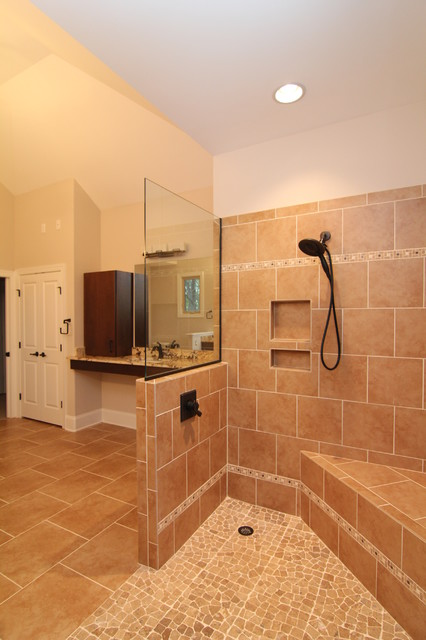 Luxury Master Bath Traditional Bathroom Raleigh By Stanton Homes
