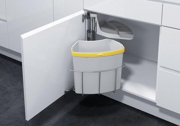 Kitchen Trash & Recycling OKO-1 - Contemporary - Trash ...