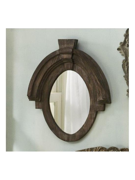 Mirror, Rondeau -