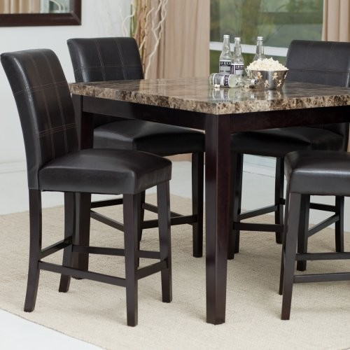 High Dining Room Tables Dining Room Tables Round Modern Sets ...