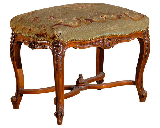 Current Inventory for Purchase - Louis XVI Style Footstool