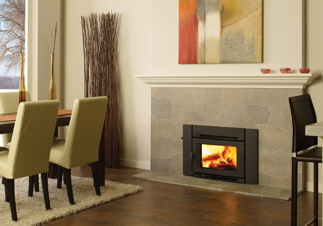 Regency alterra ci1200 wood fireplace insert Contemporary wood fireplace insert