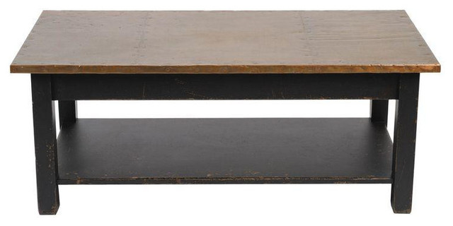 Hand Hammered Copper Coffee Table 1 800 Est Retail 1 175 On